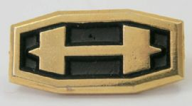 MC Hammer - 'Logo' Enamelled Metal Badge